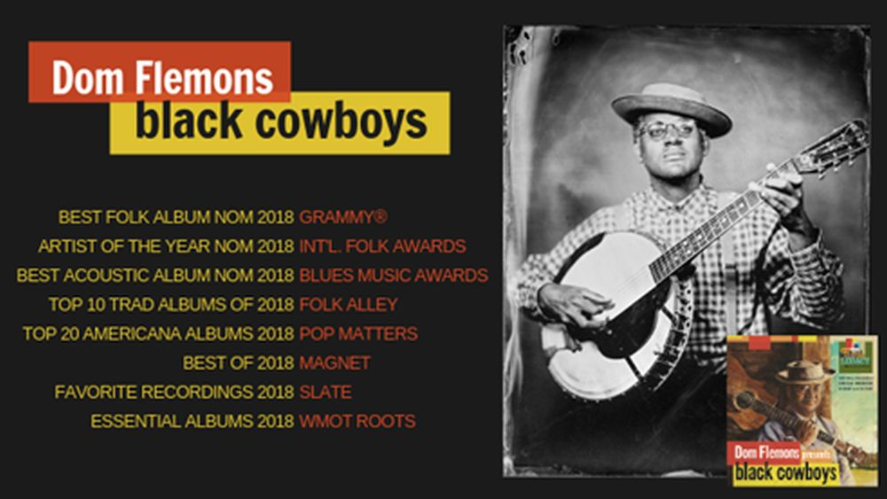 DOM FLEMONS – Nick Loss-Eaton Media