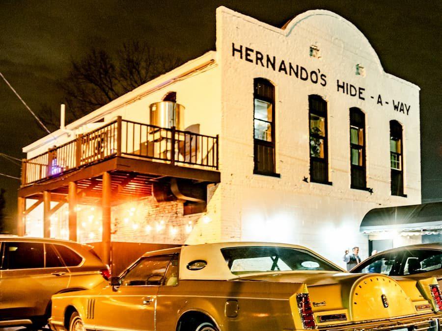 Dale Watson Reopens Hernando's Hideaway