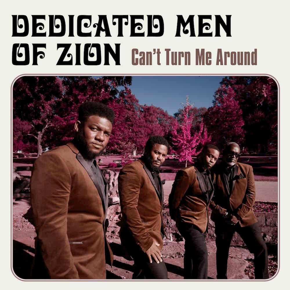Dedicated Men of Zion - Album Cover
