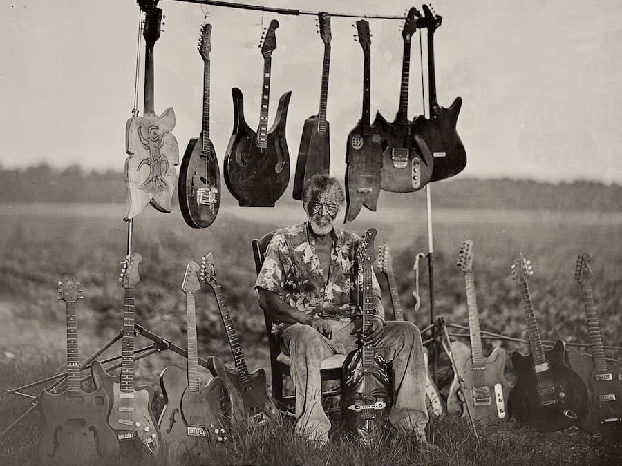 Legendary Rock Critic Robert Christgau Names Hanging Tree Guitars (Music Maker Relief Foundation) His Number One Album of 2020