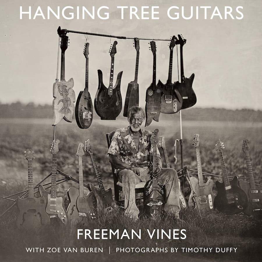 Hanging Tree Guitars - Small - Credit Timothy Duffy
