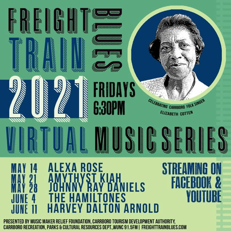 Freight Train Blues 2021