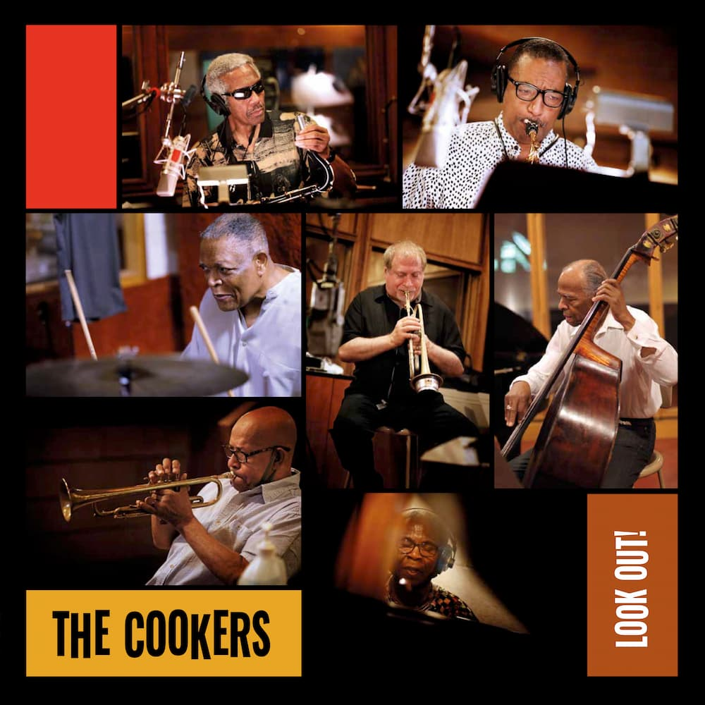 The Cookers - Album Art - Thumbnail